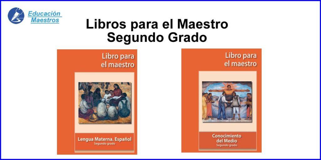 Libros para el Maestro 2   Segundo Grado SEP   2020-2021