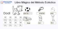 Libro mágico del método ecléctico